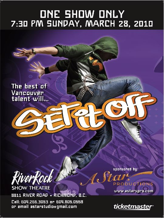 Set It Off 2010 Poster
