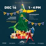 Circus Festivus: Annual VCS Holiday Showcase (New West)
