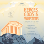 Heroes, Gods & Monsters: Ring Masters Year End Show (North Vancouver)